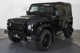 land rover defender 90 convertible used 2013 land rover defender td xs station wagon for sale in
