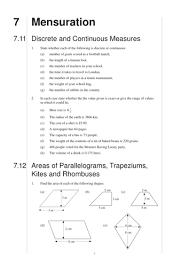 mensuration mep u2013 gcse lesson plan worksheet by cimt teaching