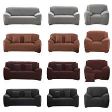 Loose Covers For Leather Sofas Leather Sofa Covers Ebay