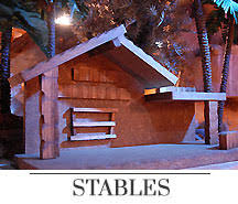Outdoor Christmas Nativity Decorations Sale by Christmas Nativity Scenes Sets U0026 Figurines Bronner U0027s Christmas