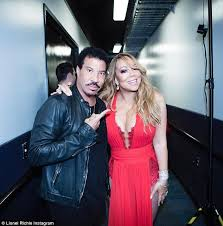 Hit The Floor Lionel - mariah carey advises lionel richie against idol gig daily mail