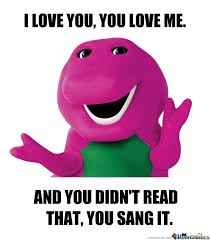 Barney Meme - barney the troll by 2funny4you meme center