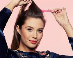 birthing hairstyles four easy hairstyles you can do in the office loo to get party ready