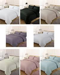 Single Bed Linen Sets Single Bed Duvet Sets Satin Stripe Bedding Quilt Cover Bed Sets