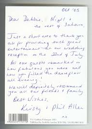 wedding wishes letter to friend live party and wedding band testimonials