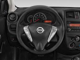 nissan rogue wheel size image 2015 nissan versa 4 door sedan cvt 1 6 sv steering wheel