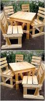 Patio Furniture Made From Pallets - 1105 best diy images on pinterest pallet ideas pallet projects