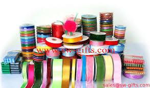 polyester satin ribbon satin ribbon webbing cheap white
