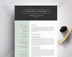 33 best resumes and cover letters images on pinterest cover