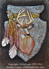 mule deer relief wood carving free project by lora irish step by