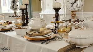 thanksgiving tablescape ideas tauni co