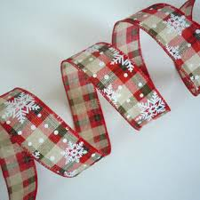 wired christmas ribbon wired christmas ribbon decorations gold from all ribbons and