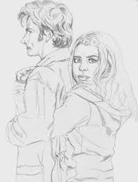 the doctor and rose tyler by abramichelle on deviantart
