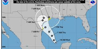 Tamucc Map Tropical Depression Harvey 2017 Live Coverage