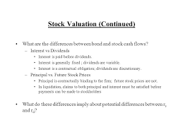 Please Find Attached My Resume Bond And Stock Valuation The Market Value Of The Firm Is The