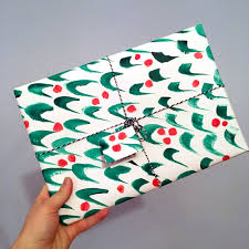 custom wrapping paper h lindsay mcginn