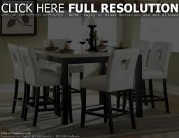 chair gorgeous white leather dining room chairs table and faux