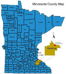 mn counties map about goodhue county goodhue county mn official website