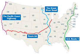 map us highway route 66 entire route 66 map start to finish route 66 8 things
