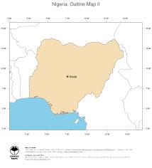 Map Of Nigeria Africa Map Nigeria Ginkgomaps Continent Africa Region Nigeria