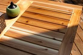 Cedar Outdoor Furniture Peace Room - Cedar outdoor furniture