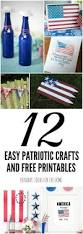 Free Home Decor Ideas Patriotic Decor Ideas 12 Easy Crafts And Free Printables