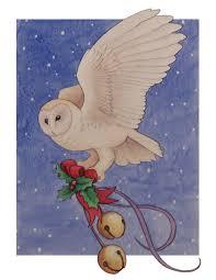 owl christmas christmas owl by suzukigrrl on deviantart