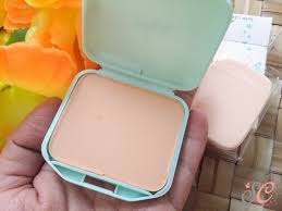 Bedak Pixy White review pixy matte two way cake in honey beige refill