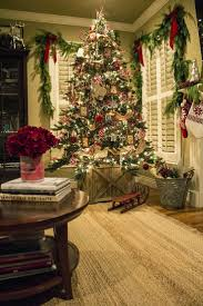 Living Home Christmas Decorations 405 Best Christmas Tree Ideas Images On Pinterest Christmas Time