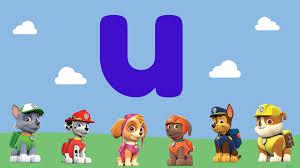 imagenes q inicien con la letra u vocal u para niños escuela en casa para niños youtube