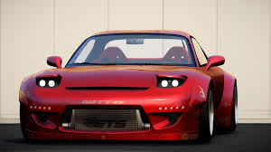 rocket bunny rx7 gta gaming archive