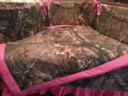 Pink Camo Crib Bedding Set by Amazon Com 3 Piece Realtree Ap Extra Muddy Girl Pink And Purple