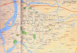 Detailed Map Of China by China Taipei Maps Hotels Shops Metro Map