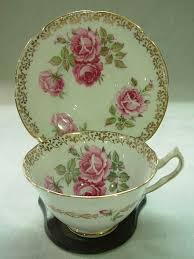 vintage china with pink roses 44 best cups saucers collingwoods images on tea