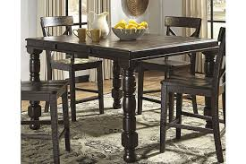 Dining Room Table Counter Height Gerlane Counter Height Dining Room Table Ashley Furniture Homestore