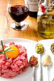 tartare cuisine tender steak tartare recipe i d rather be a chef