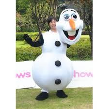 Olaf Costume Olaf Mascot Costumes Cartoons Mascots Buy Mascot Costumes Animal
