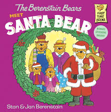 berenstein bears books the berenstain bears meet santa time books r stan