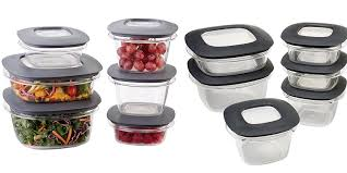 amazon com rubbermaid premier 22 piece food saver storage