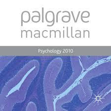 psychology 2010 by palgrave macmillan issuu