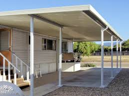 awnings for mobile home porches
