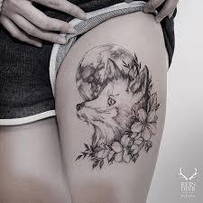 24 breathtaking flower tattoos by zihwa tattoomagz