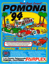 history of california u0027s largest classic car show pomona swap meet