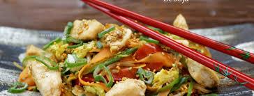 la cuisine de corinne wok de poulet légumes croquants et soja la cuisine de corinne