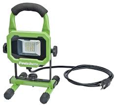 powersmith pwl1115bs 15w 1400 lumen led work light equipped with