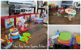 Kitchen Table Accessories by Fisher Price Joy Of Learning Playdate Houseparty Review