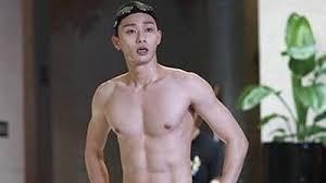 10 selebriti pria korea selatan yang memiliki tubuh sixpack
