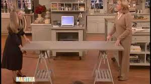 How To Build An Office Desk How To Build A Home Office Desk Martha Stewart