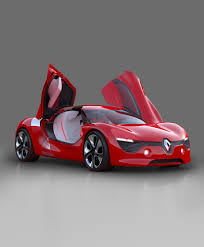 electric sports cars renault dezir concept hints at exciting electric sports cars to