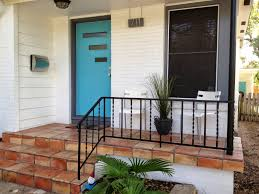 classy 40 mid century modern front porch decorating inspiration